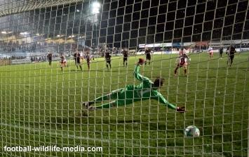 Goal via penalty